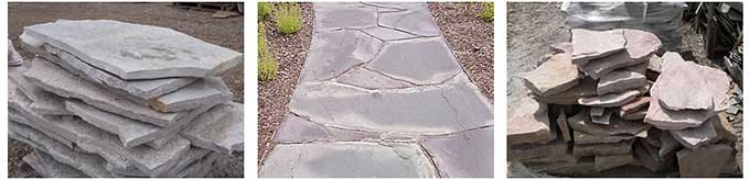 Flagstone examples