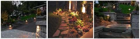 examples of outdoor lighting