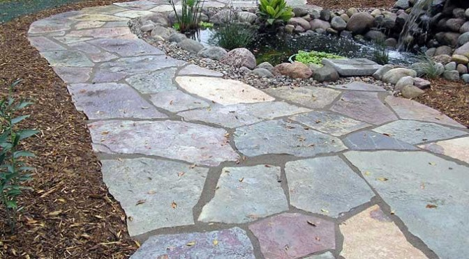 Thinking about a new walkway?
